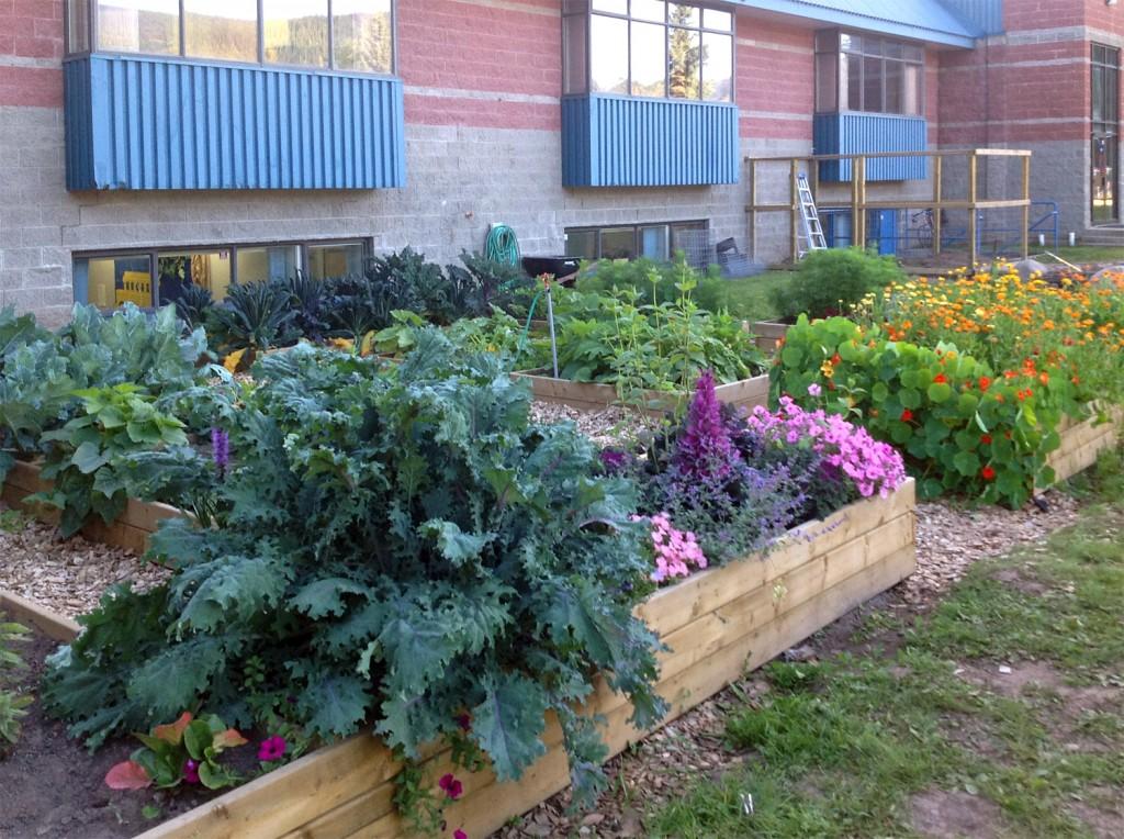 Bulkley Valley Christian School Gardens