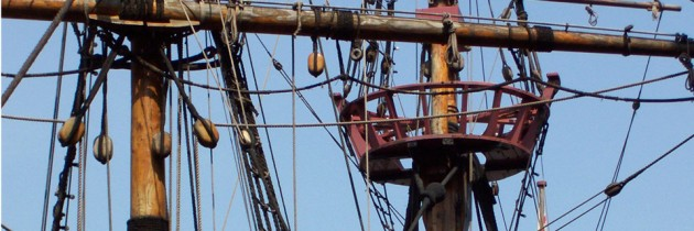 Crow's Nest or On Deck?