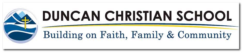 Duncan Christian School logo