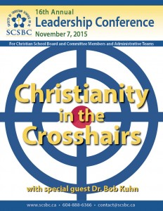 SCSBC Leadership Conference 2015