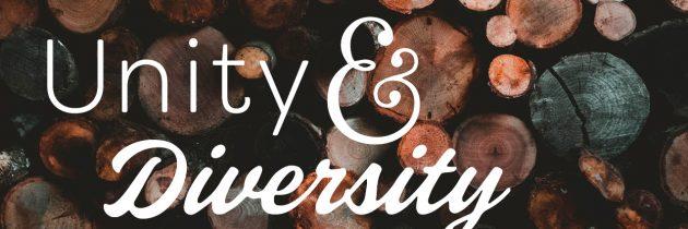 Unity & Diversity