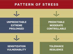 Patterns of Stress